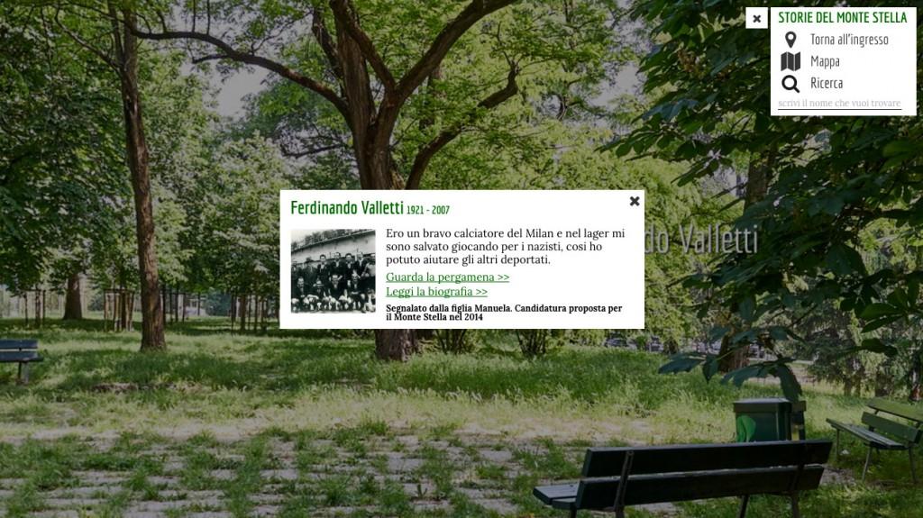 Giardino virtuale dei Giusti